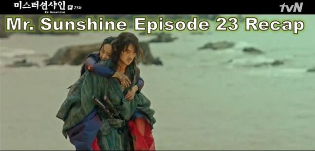 Mr Sunshine Episode 23 Recap – The Writers Room